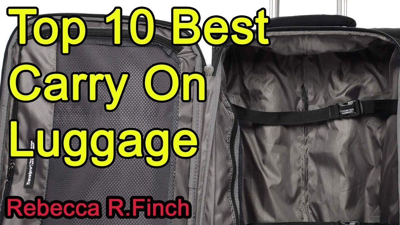 Best Carry On Luggage 2021 Best Carry On Luggage 2020 2021. #BestCarryOnLuggage20202021