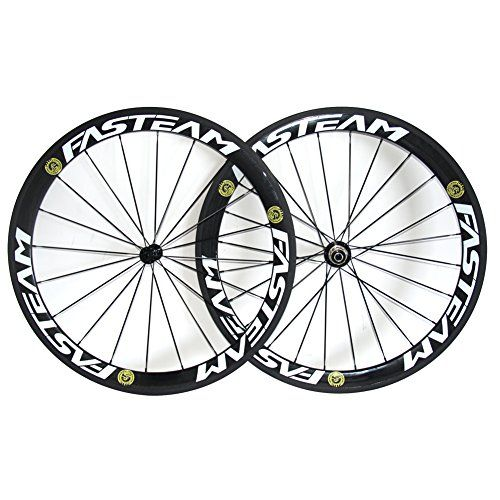 Fasteam 700c 50mm 3k Matt Carbon Clincher Wheelset Road Bike Racing Wheels 2024h For Shimano To View Further For This Road Bike Wheels Bike Wheel Road Bike