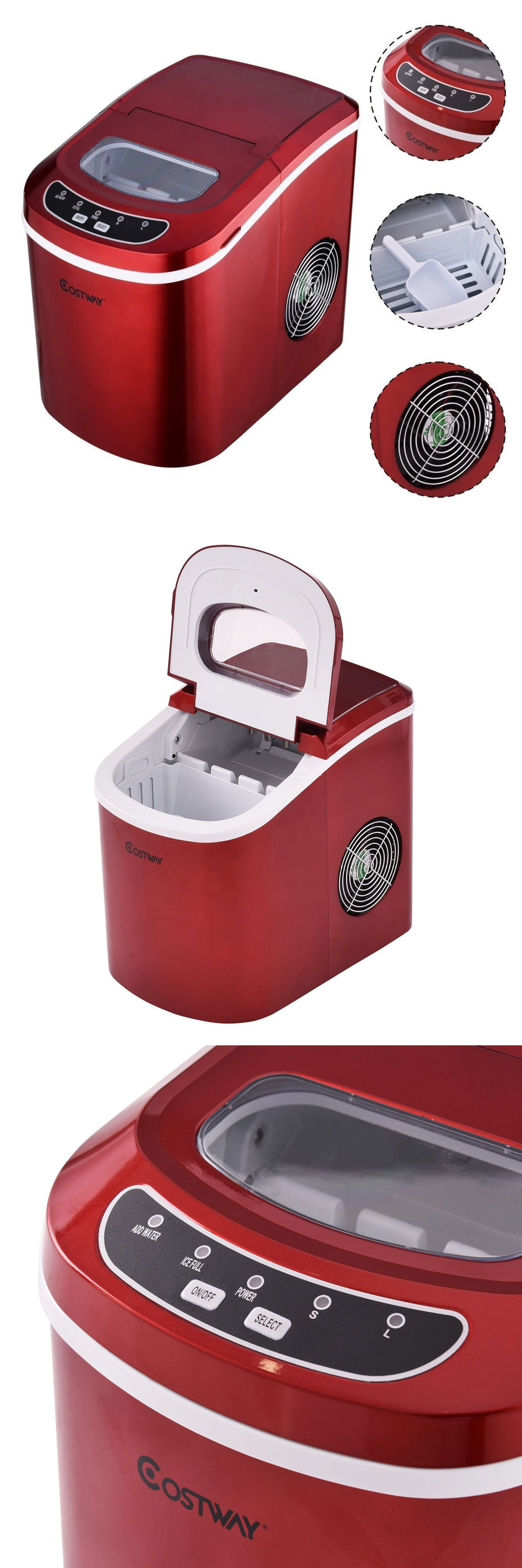 Countertop ice makers 122929 countertop ice maker machine