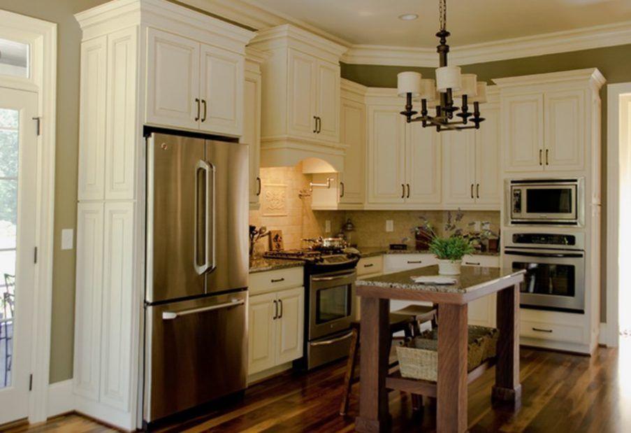 Luxury Premade Kitchen Cabinets