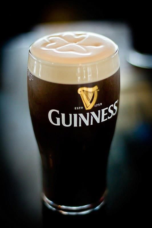 Guinness / drank 1/2 bottle of Guinness first couple nights home from hospital to allegedly help milk come in... then fell right asleep