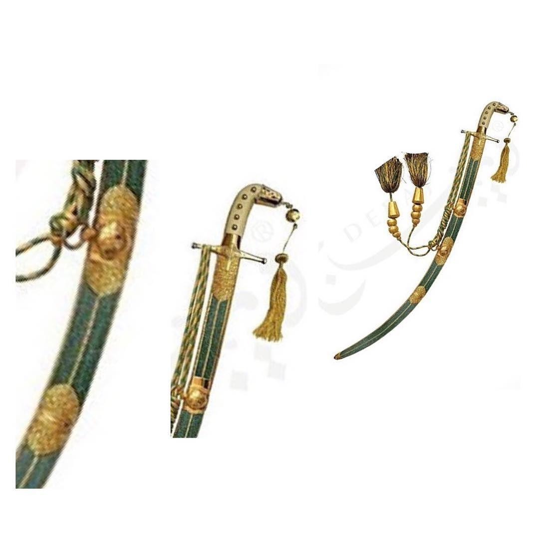 Instagram Post By ديباج لصناعة السيوف والخناجر Oct 11 2018 At 12 25pm Utc Indian Sword Sword Military Art