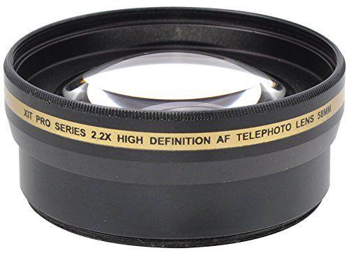 eCost Microfiber Cleaning Cloth AF-S NIKKOR 24-85mm f//3.5-4.5G ED VR Lens and More Models AF-S NIKKOR 58mm f//1.4G Lens Vivitar Pro Series 72mm 2.2x High Definition AF Telephoto Lens for Nikon AF-S DX NIKKOR 18-200mm f//3.5-5.6G ED VR II Zoom