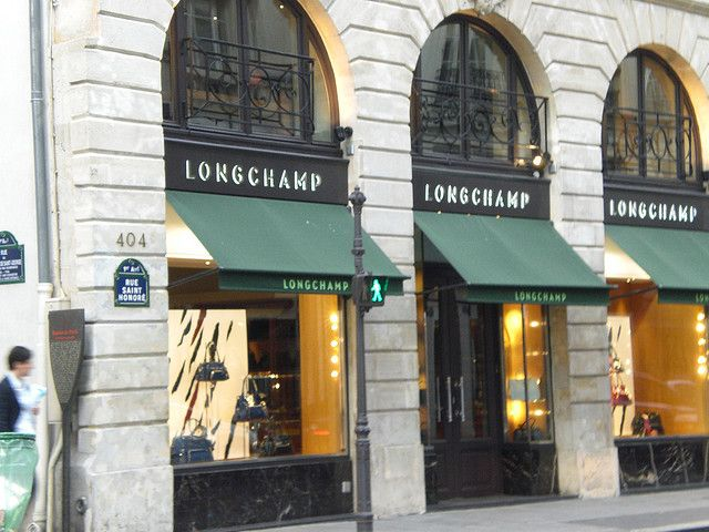 Longchamp in its Rightful Home | Longchamp, Concorde and Wanderlust