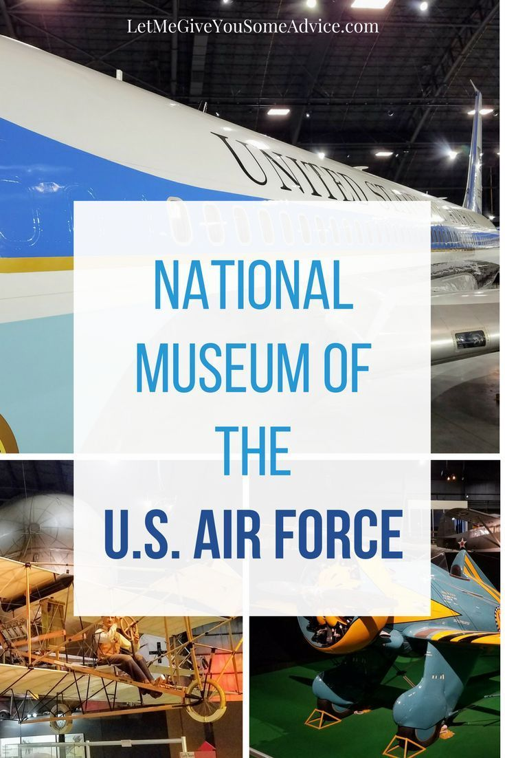National Museum of the US Air Force in Dayton, OH