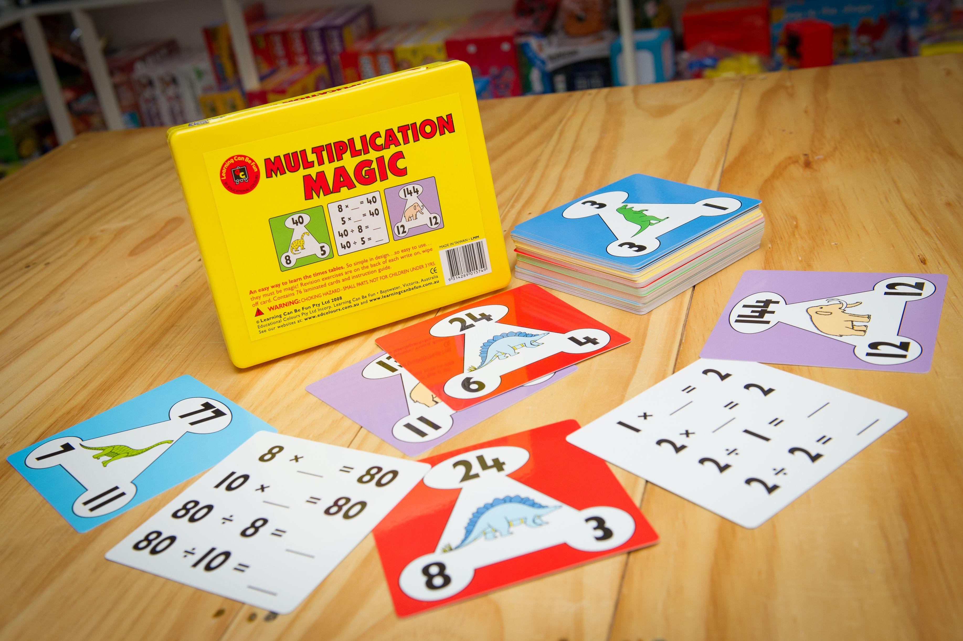Multiplication Magic