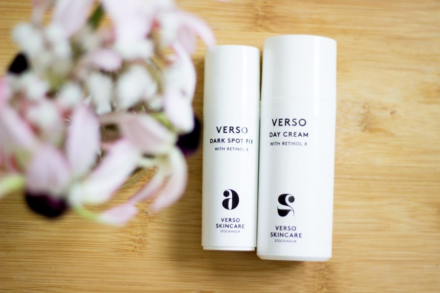 Verso Skincare Review Day Cream And Dark Spot Fix Verso Skincare Skincare Review Skin Care