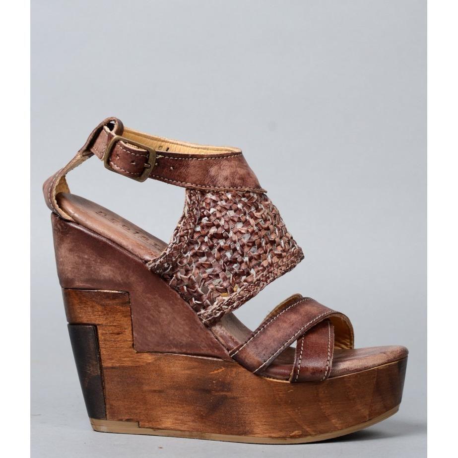 deabbbf77f94 Petra Wedge Shoe by Bedstu