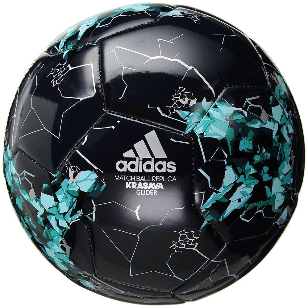 Adidas football soccer ball performance confederations