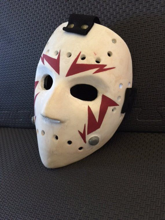 Halloween Hockey Masker.Grand Theft Auto H20 Delirious Mask Fan Made Products