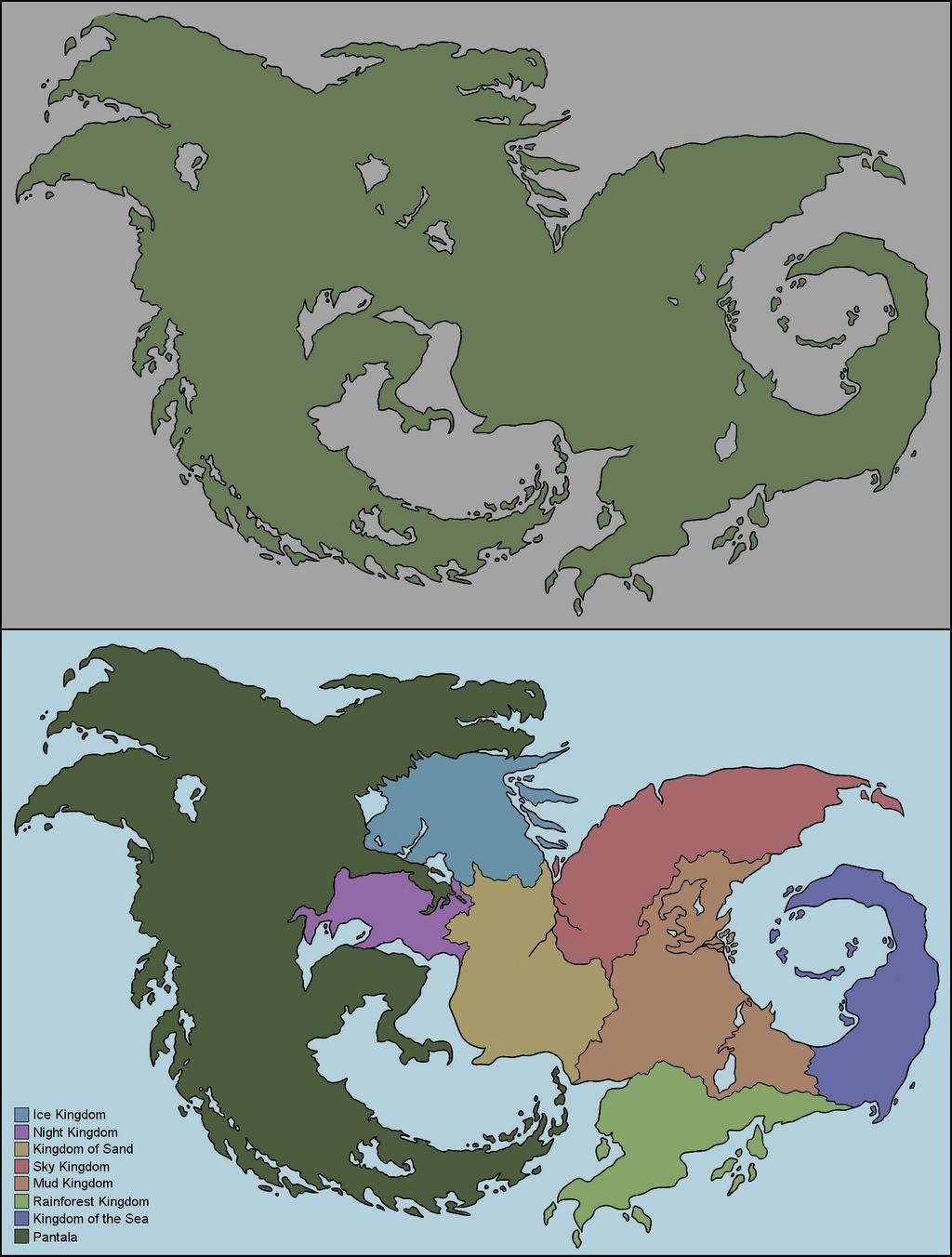 Wings Of Fire Map Of Pyrrhia : wings, pyrrhia, Supercontinent, Dimepaw, DeviantArt, Wings, Fire,, Dragons,