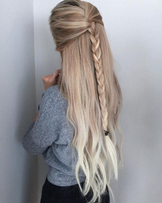 Comadidas Easy Hairstyles For Long Hair Thick Hair Styles