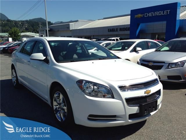 2011 Chevrolet Malibu Fwd Auto W Remote Start Sunroof For Sale