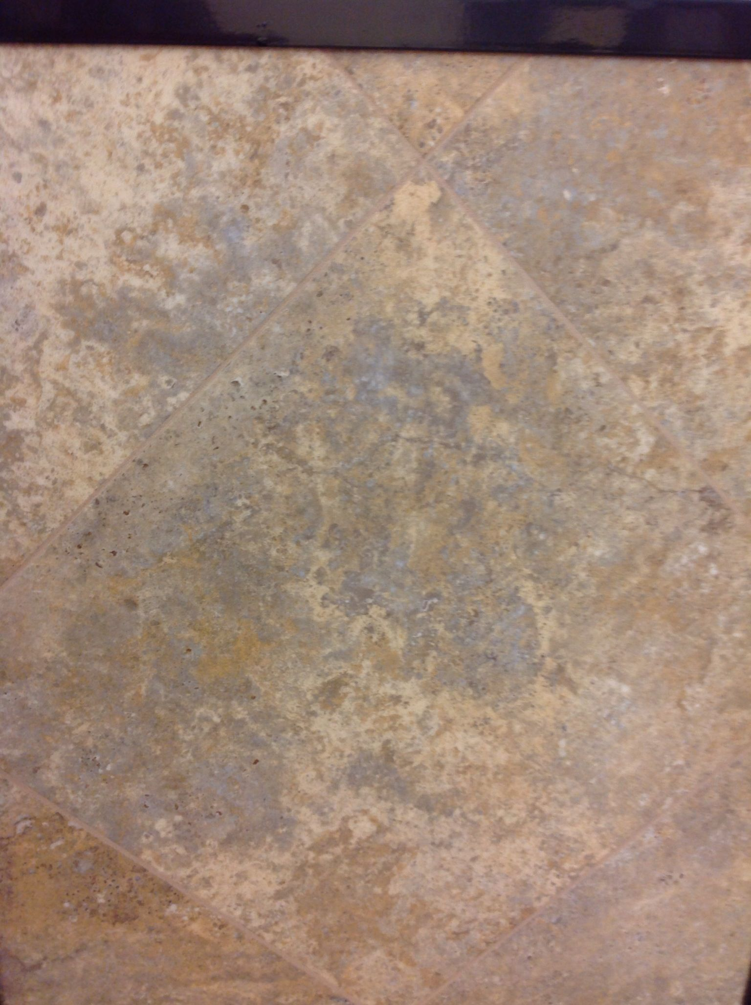 This is a great luxury vinyl tile that looks like stone for Vinyl flooring that looks like tile