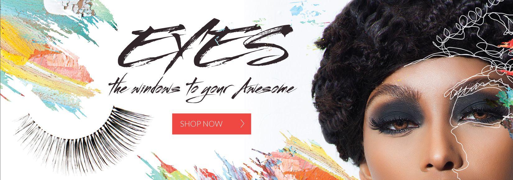 Coloured Raine Eye Shadows, Nail Polishes & Lip Sticks
