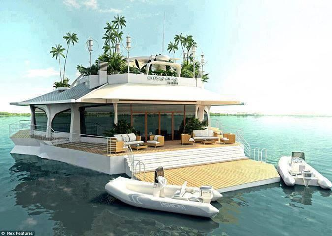 Floating Home...