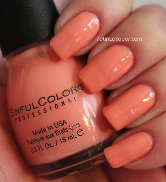 Sinful Colors Sugar Rush Collection Part Two With Images