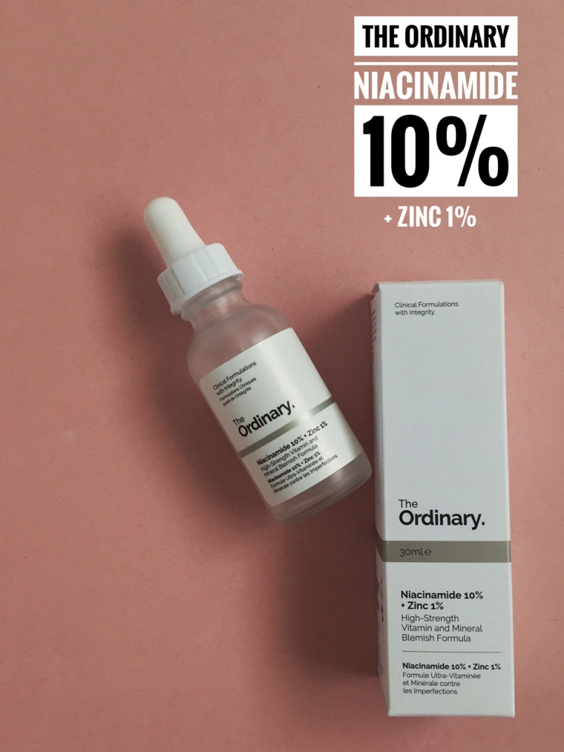 Opposite of Ordinary The Ordinary Niacinamide 10 + Zinc