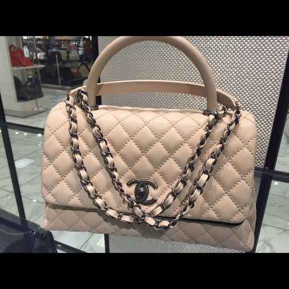 Chanel Coco Handbag Shoulder Bag Brand Style Handle Type Crossbody