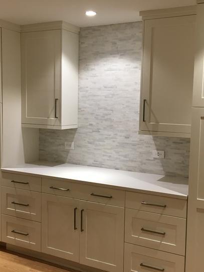 10 x 18 kitchen design. MS International Greecian White Veneer 8 in  x 18 10 mm Tumbled MSI Marble Mesh
