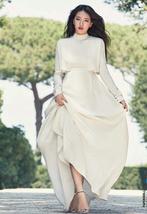 наши страницы южнокорейские актрисы платье фото половой