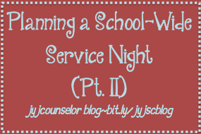jyjoyner counselor: (Pt. II) Planning a School-Wide Character Ed Event at Your School