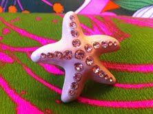 $35  Fabulous white starfish ring!!! Just ready for a spring outfit to go with!!