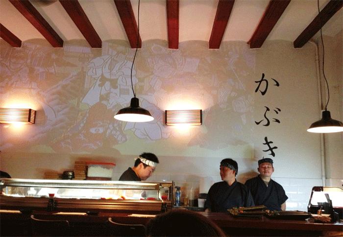 Kibuka - Barcelona (Gràcia, Carrer Verdi 64)