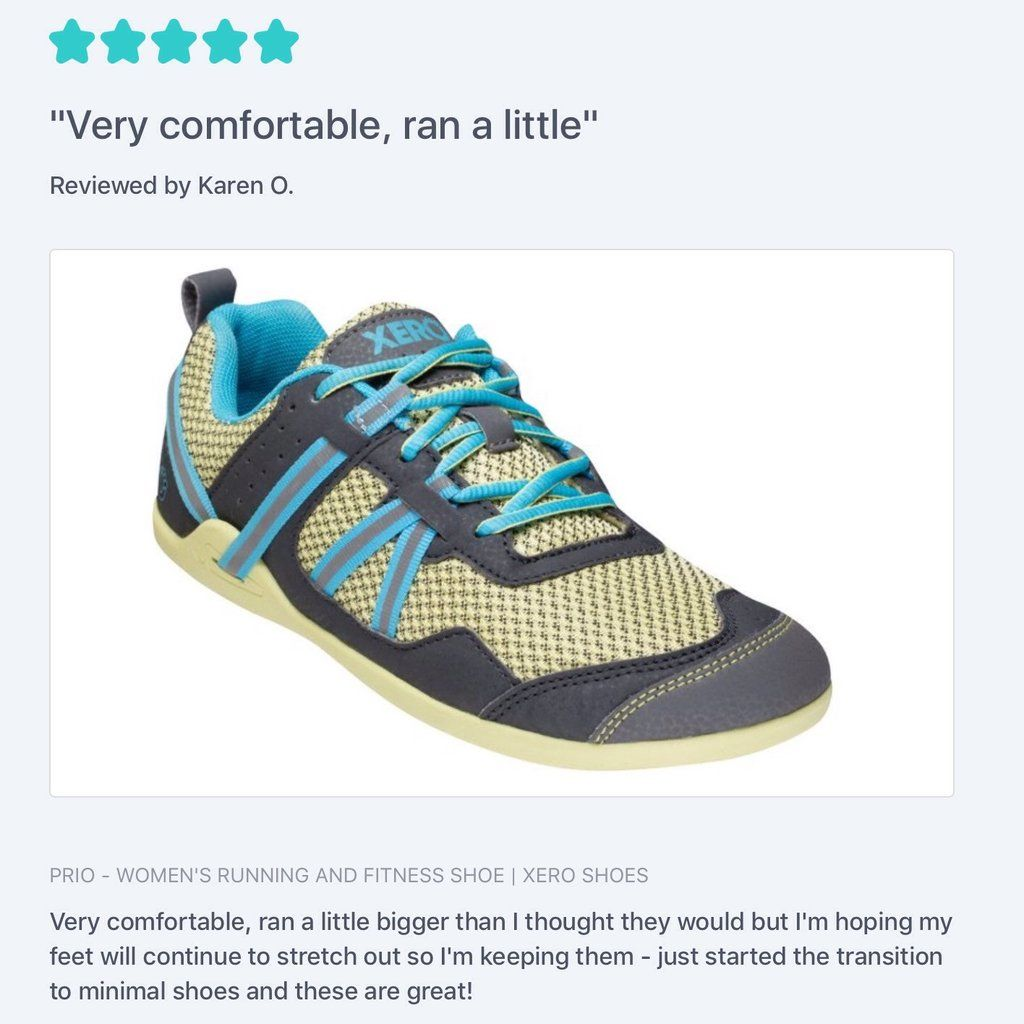 New review 1 prio womens running and fitness shoe