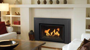 Gas Fireplace Insert Contemporary Fireplace Designs Modern Gas