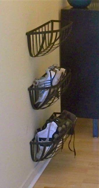 Ladies Shoe Storage Ideas