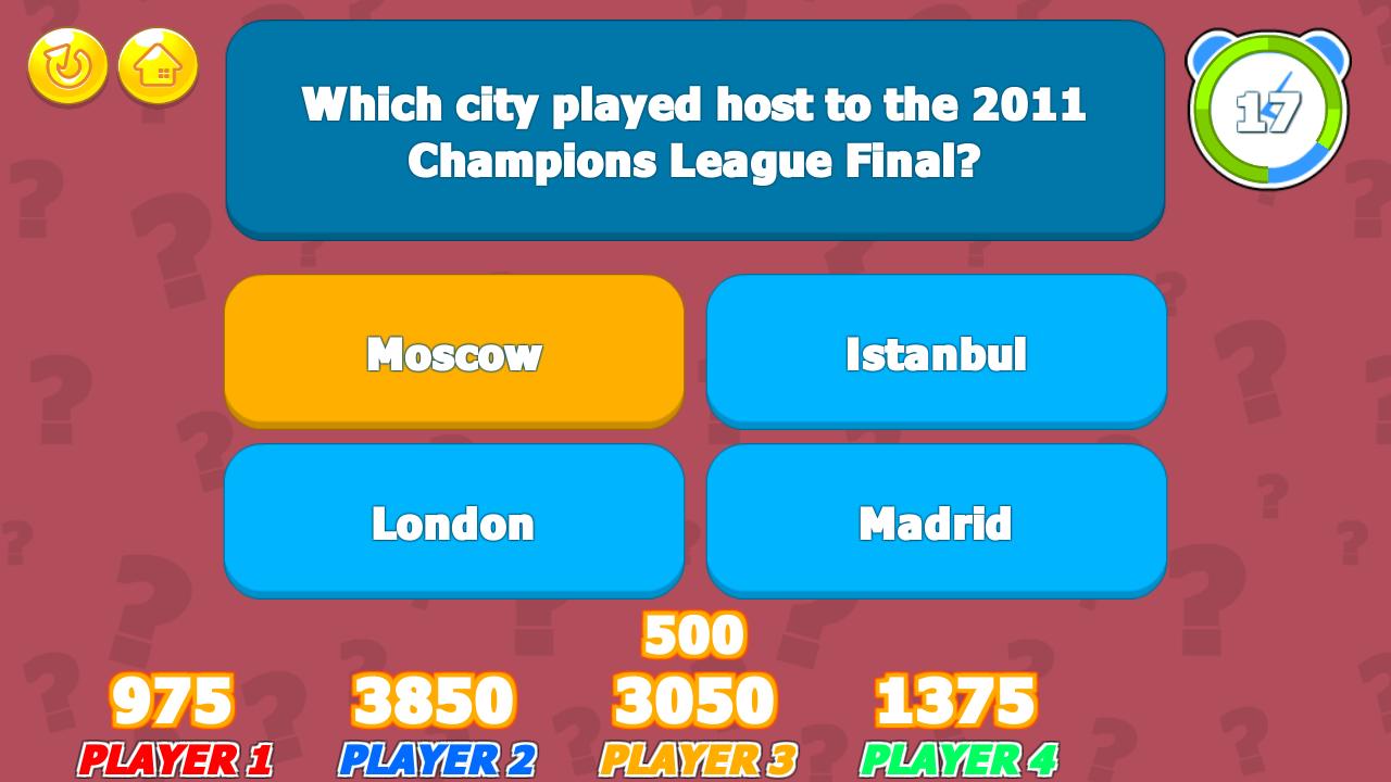 The Soccer Trivia Challenge Soccer, Trivia, Challenge