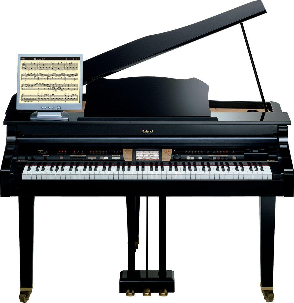 Kr 15 Digital Intelligent Mini Grand Piano Roland U S Piano Grand Piano Grands