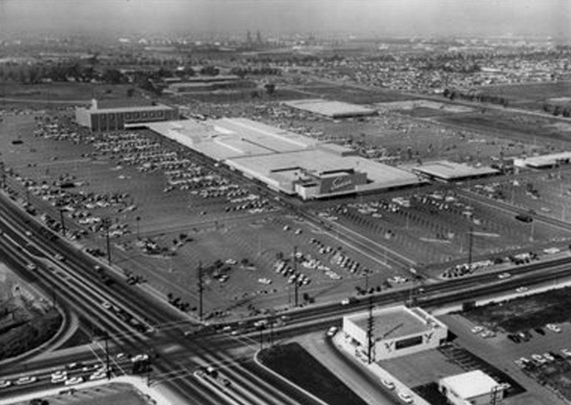 del amo mall torrance calif south bay california a 1962 del amo mall