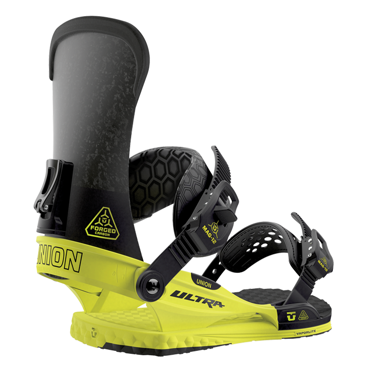 Snowboard Bindings, Union