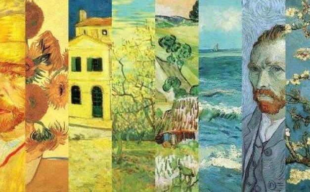 فان جوخ ورحلة البحث عن الحب Van Gogh Gogh Painting