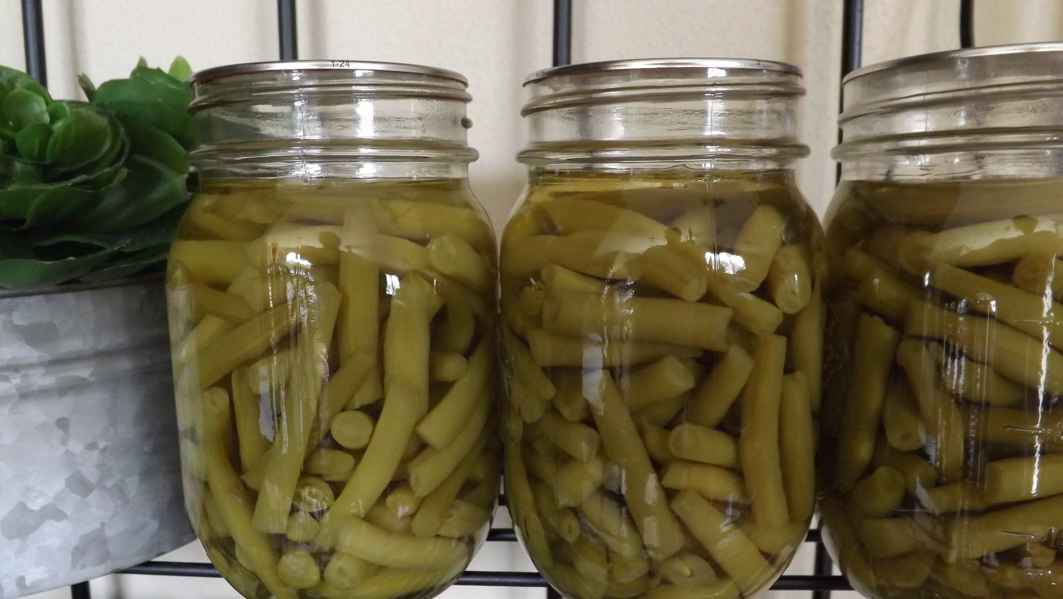 How to Can Green Beans Can green beans, Green beans