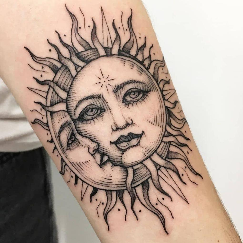 35 Inspiring tatuaje del brazo de Ideas de Diseño de la