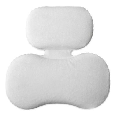 Buy Bamboo 2 Chamber Spa Bath Pillow From Bed Bath Beyond