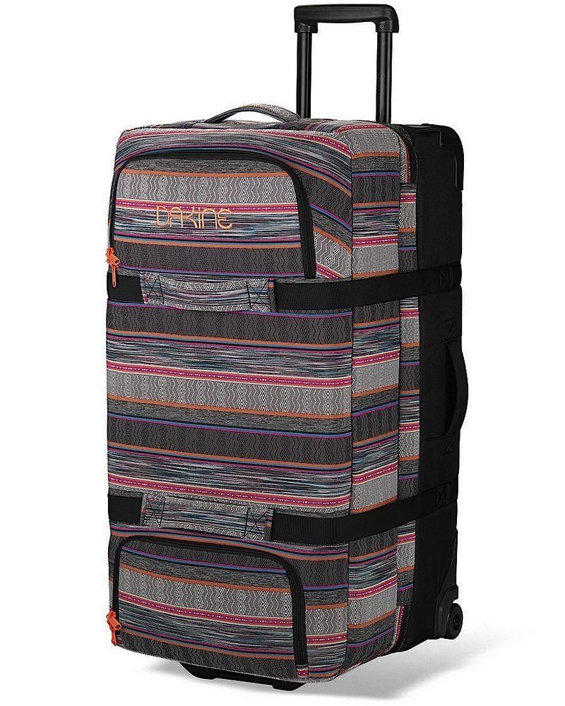 Dakine Ladies Split Roller 65 L Small SM Travel Bag Wheels Luggage ...