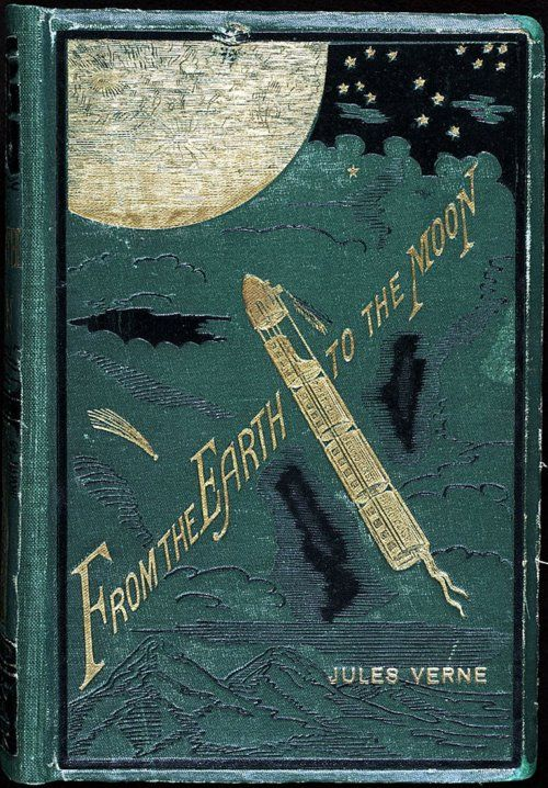 an analysis of excitement in the book from the earth to the moon by jules verne The online book: from the earth to the moon by jules verne.