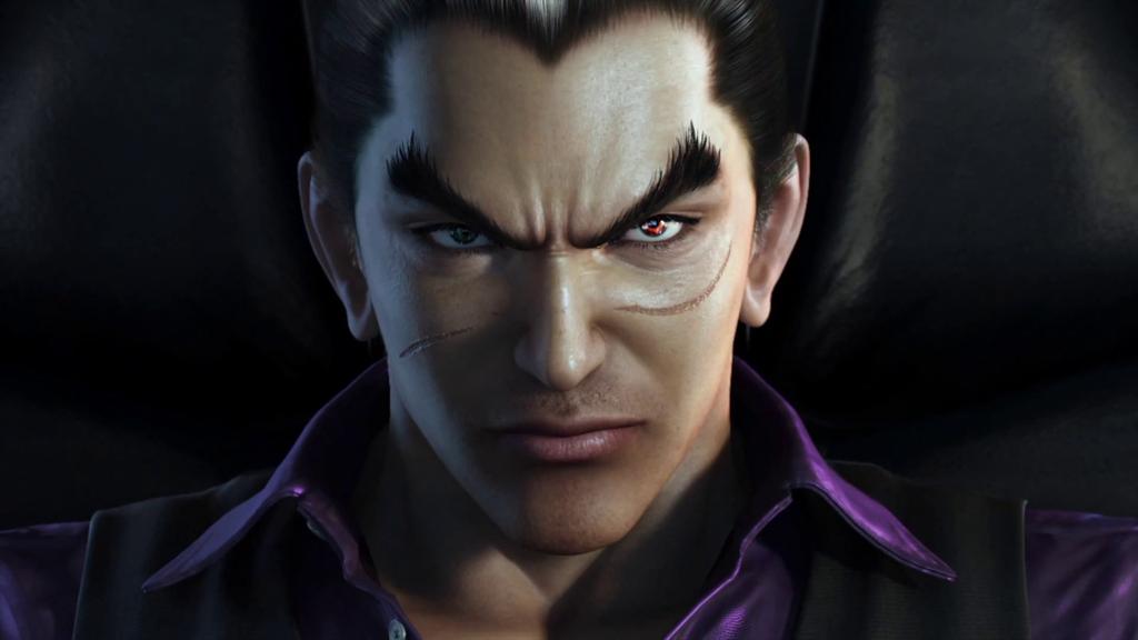 The fierce Kazuya Mishima from the Tekken series! | Personagens ...