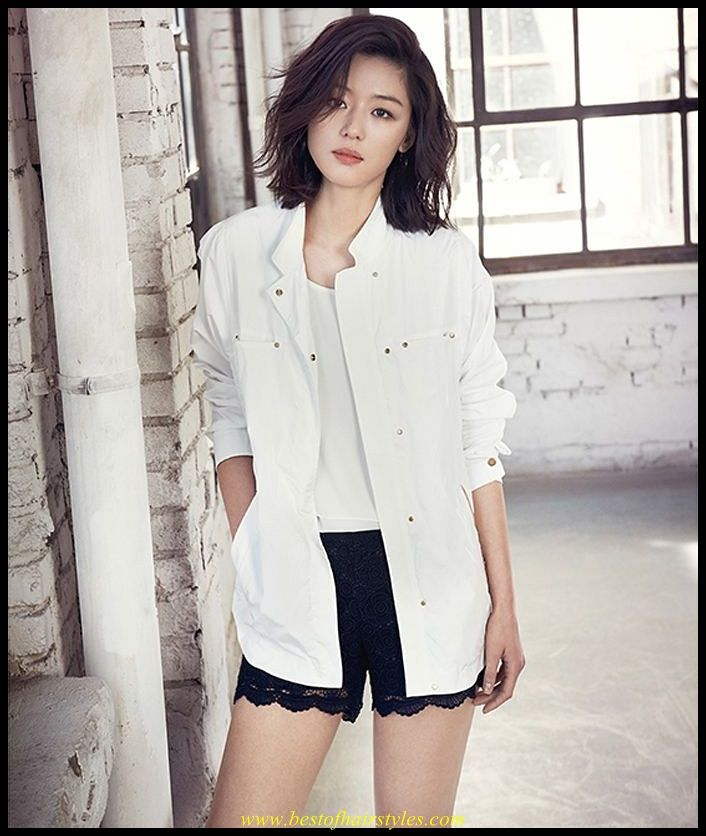 2016 New Korean Hairstyles 93 Summer Hair Pinterest Hair
