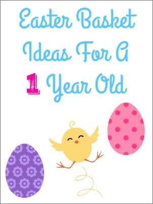 What to put in an easter basket for a 1 year old easter for kids what to put in an easter basket for a 1 year old negle Choice Image