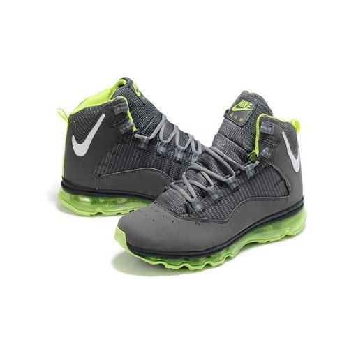 outlet store 7c893 98db2 Nike Air Max Darwin 360 Dark Grey Green Men Shoes  69.5 Hombre Verde,  Zapatillas De