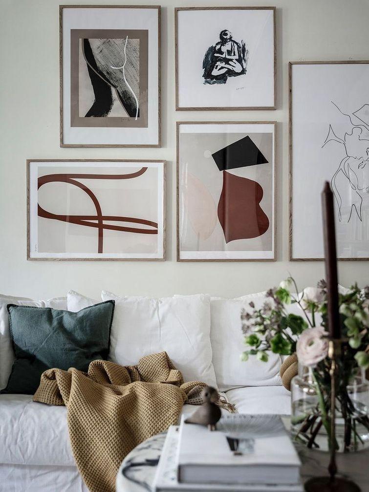 9 Great Design Gallery Walls Decor Home Decor Gallery Wall Design
