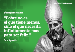 Pobreza (Sn. Agustín de Hipona) | #Poverty #Inner #Feelings