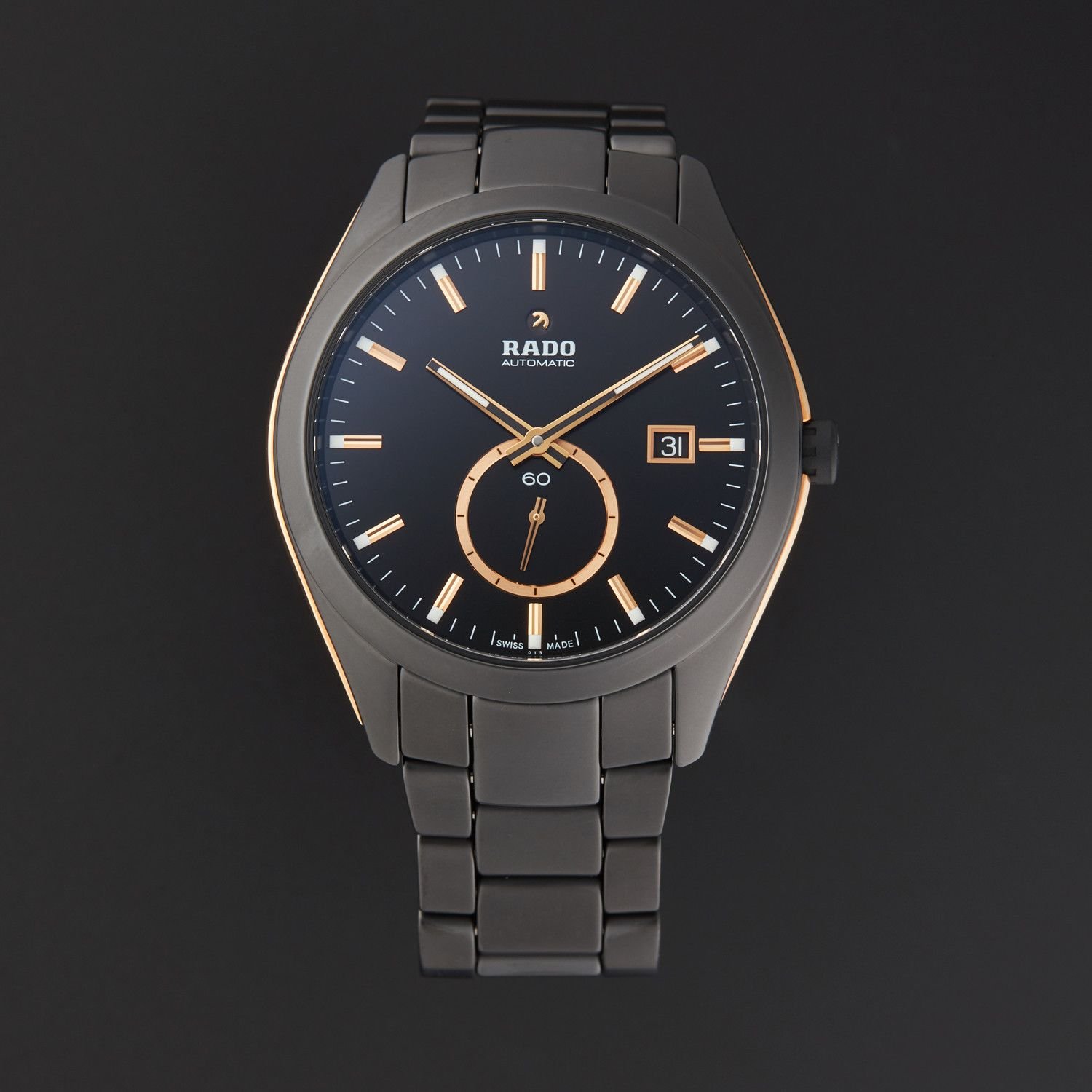 Rado Hyperchrome Xl Automatic R32023152 Store Display Sale Up To 75 Off Shot At Styli Women S Designer Wallets Luxury Jewelry Display Handbags For Men