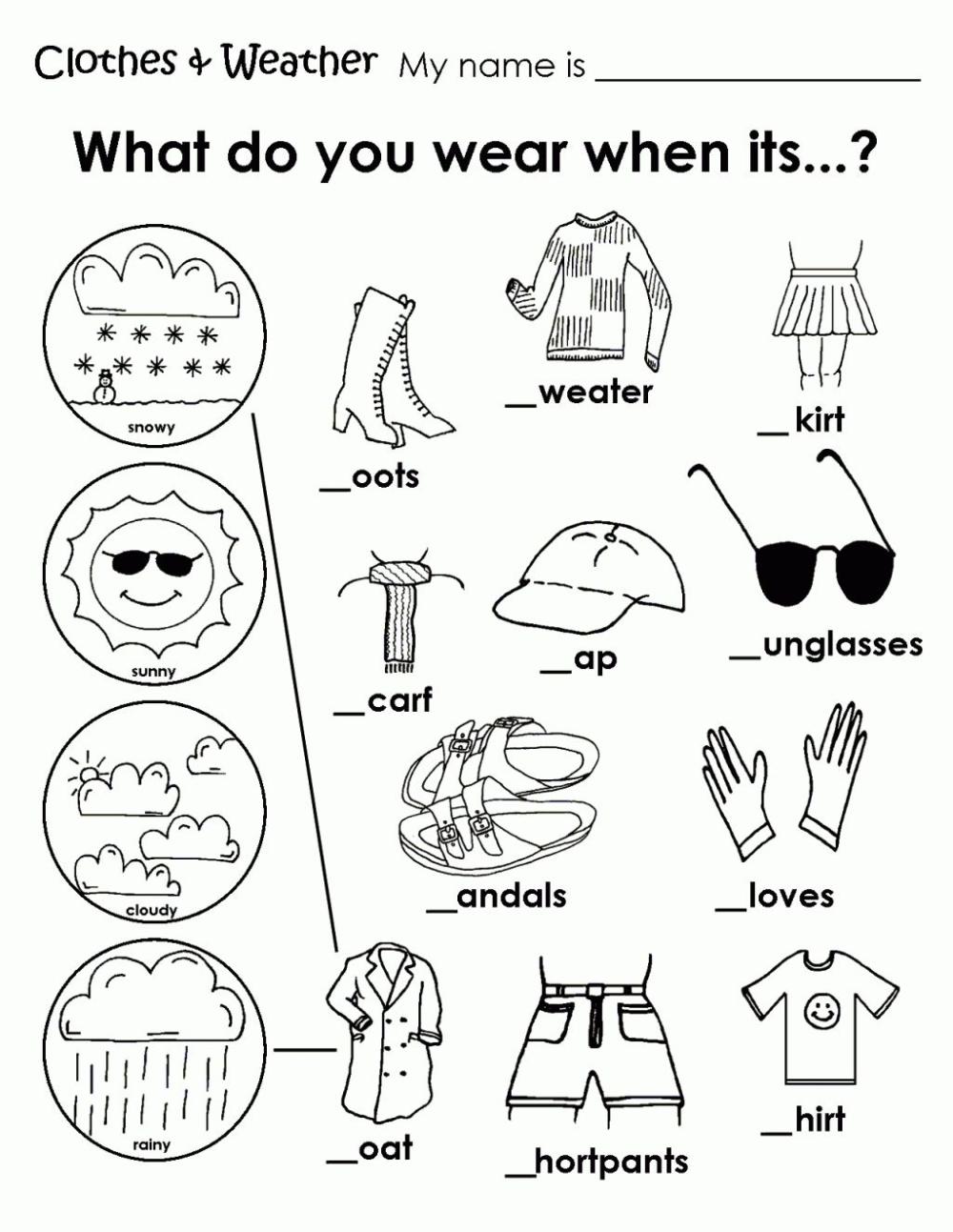 Kindergarten Worksheets Consonant Worksheets For