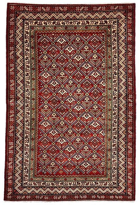 Bloomingdale S Shirvan Collection Oriental Rug 4 1 X 64 Rugs Oriental Rug Traditional Style Rugs